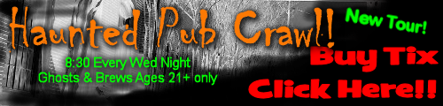 Haunted Pub Crawl