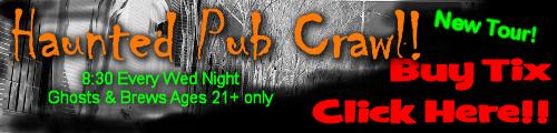 Haunted Pub Crawl