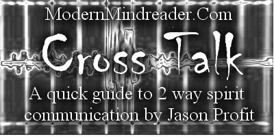 crosstalk 2 way evp guide and software