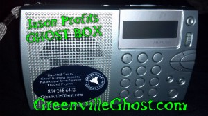 Buy your ghost box spirit box today!